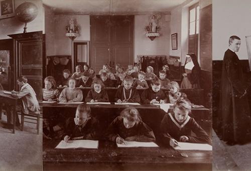 Une exposition pour se souvenir de l'école d'autrefois