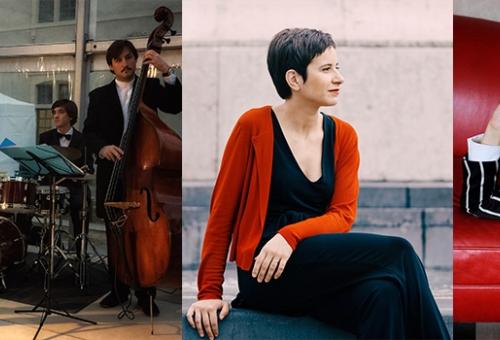 Jazz, bal rétro et lecture concert pour l'ouverture des Itinéraires