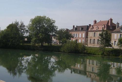 Véloroute du canal de Haute Seine, les travaux ont débuté