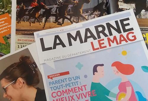 LaMarne>LeMag arrive dans vos boîtes aux lettres !