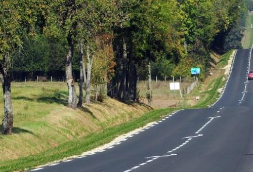 Retour aux 90 km/h sur des routes marnaises