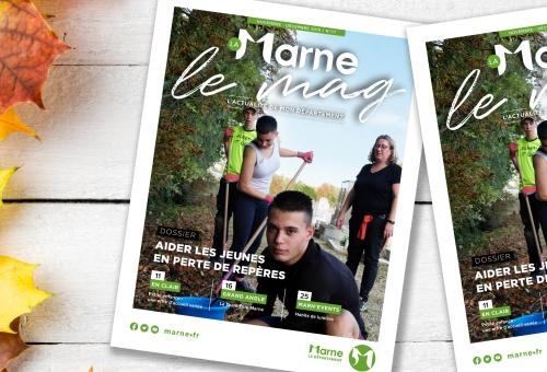 Le dernier numéro du Mag arrive chez vous!