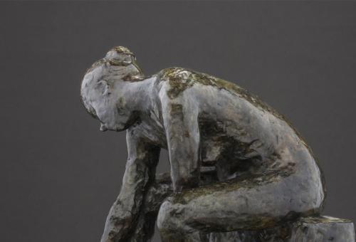 Sculptures et dessins s\'exposent à la MDD