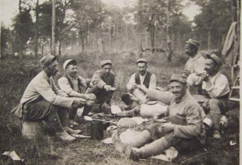 Exposition : Manger et boire pendant la grande guerre
