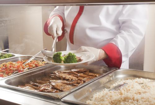 Gaspillage alimentaire : les collèges montrent l\'exemple