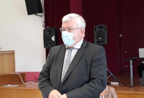 Christian Bruyen, réélu Président du Département de la Marne