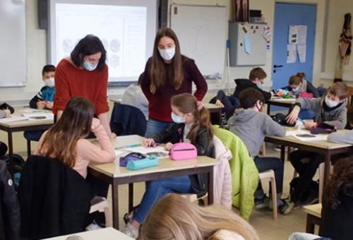 Les élèves de Sainte-Menehould imaginent une nouvelle planète