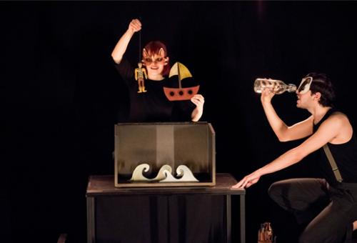 Itinéraires : Théâtre de marionnettes pour le 2ème week-end
