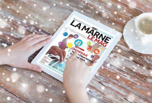 Le numéro 60 de LaMarne>LeMag disponible