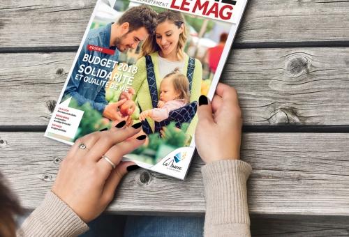Nouveau numéro de LaMarne LeMag chez vous !