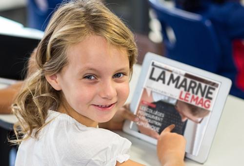 LaMarne>LeMag fait son numéro pour la rentrée
