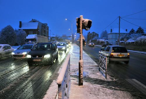 Vigilance sur les routes en cette fin d'année