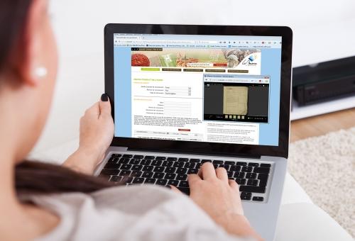 Les registres des Poilus marnais en ligne