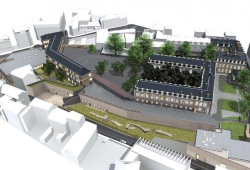 La métamorphose du Collège Université de Reims se poursuit