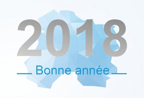 Les voeux 2018 du Président