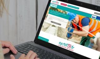Actif51 : le site qui rapproche les bénéficiaires du RSA et les employeurs