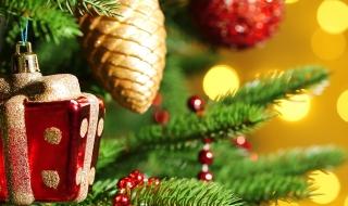 Belles fêtes de fin d'année