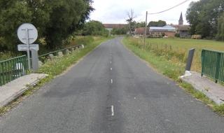 RD63 à Belval-en-Argonne : Reconstruction du pont