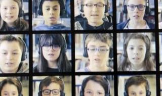 Un chœur virtuel réalisé avec les collégiens de Tinqueux