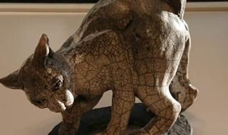 Les sculptures animales de Brigitte de Cesco