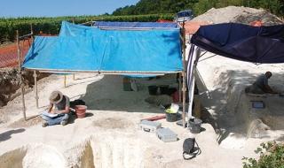 Vert-Toulon : les fouilles archéologiques se poursuivent