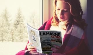 Le dernier numéro de LaMarne>LeMag débarque chez vous
