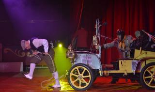 Le cirque éducatif fait sa rentrée à Reims!