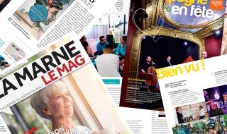 Le dernier numéro de LaMarne>LeMag est en ligne !