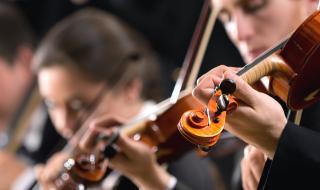 Classique et effervescence accordent leurs violons