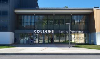 Le collège Louis Pasteur de Sermaize-Les-Bains fait sa rentrée