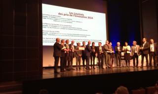 Prix de l'innovation : La Marne récompensée