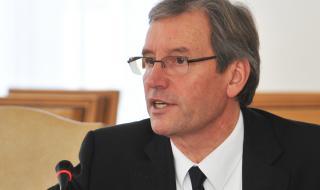 René-Paul SAVARY, réélu Président du conseil départemental