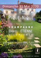 Annulé - Pique-nique chez le vigneron - Champagne Daniel Etienne
