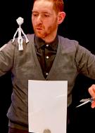 21x29,7 / Théâtre de papier et d'objets - Cie Gingolph Gateau