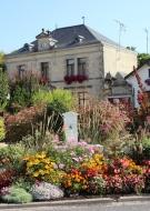 Concert-terrasse à la Fontaine Fleurie