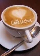 Une oeuvre, un café