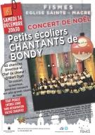 Concerts de Noël : PETITS ÉCOLIERS CHANTANTS DE BONDY