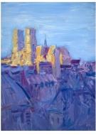 Exposition : TERENDIAK SERGEI - portrait, paysage, peinture et dessin