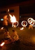 Spectacle de feu : Adonias