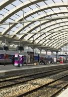 Journées européennes du patrimoine : Gare de Reims Centre