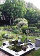 Rendez-vous aux Jardins : Jardin de la Livre
