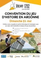 Convention du jeu d\'Histoire en Argonne