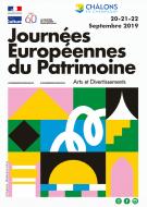 Journées Européennes du Patrimoine à Châlons-en-Champagne