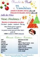 Marché de Noël - Vandières