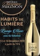 Soirée Lounge Music - Champagne Pierre Mignon