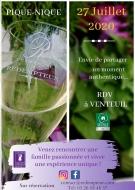Pique-Nique chez le Vigneron indépendant au Champagne du Redempteur