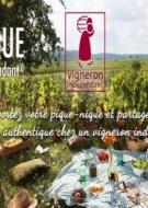 Pique-Nique chez le Vigneron indépendant au Champagne J.Charpentier