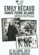 Emily Bécaud chante Pierre Delanoë