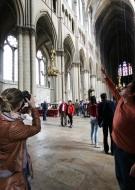 Visite guidée en anglais - La cathédrale Notre-Dame, merveille gothique