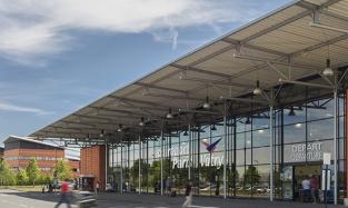 Paris-Vatry : une certification européenne pour l'aéroport  - nouvelle fenêtre